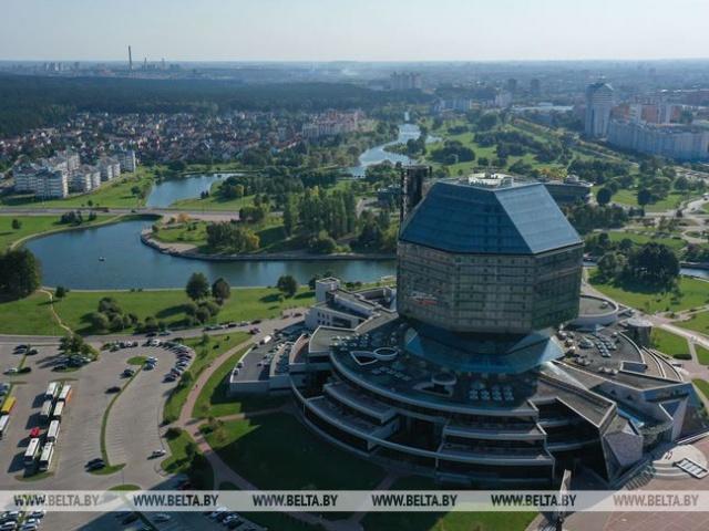 Выставка к юбилею историка и писателя Витовта Чаропко открылась в Национальной библиотеке