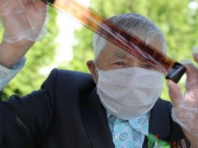 Фотограф из Новогрудского района: летописец белорусской деревни отмечает 100-летний юбилей