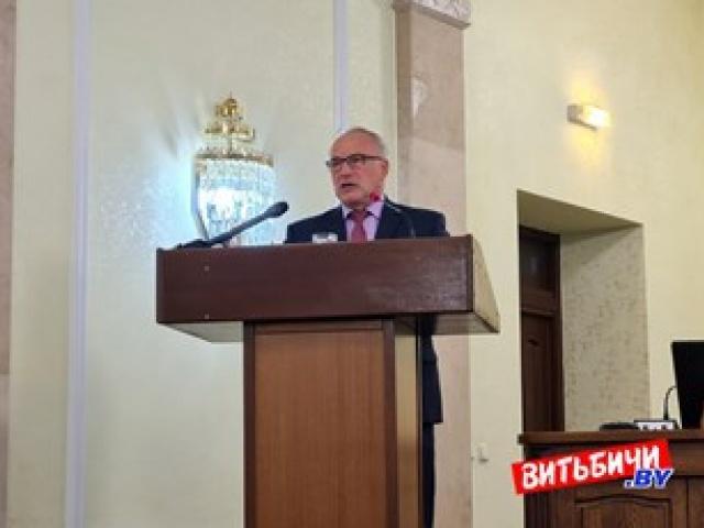 Николай Шерстнёв: медиасообщество Витебщины шагает в ногу со временем