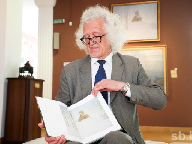 Новая книга о художнике Бялыницком-Бируле