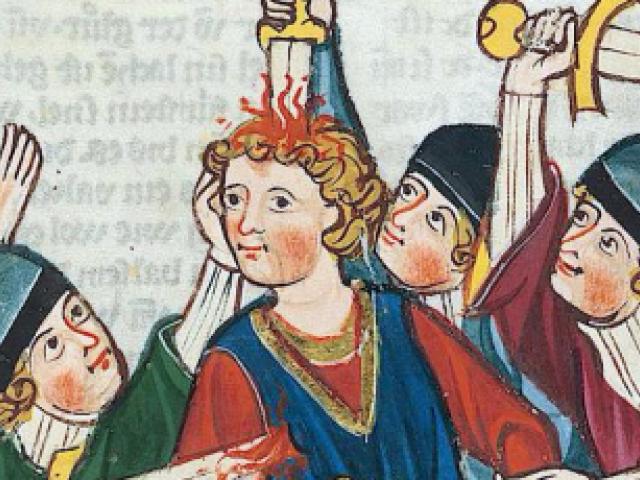 Колесование, пекло, смерть: удивительный мир книжных проклятий