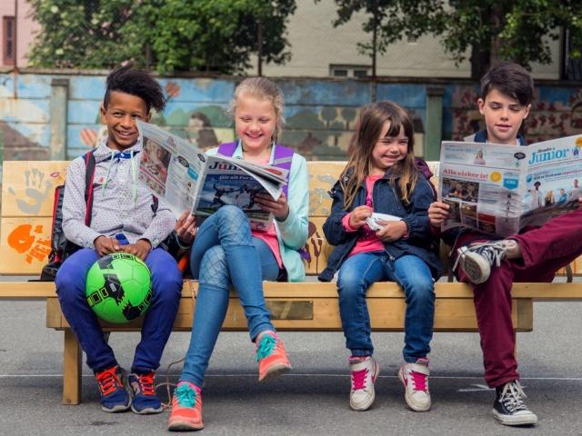 Как делать издание для детей, которое будут читать и взрослые